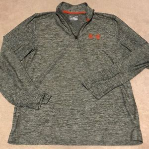 Men's Under Armour Cold Gear Heather pull over